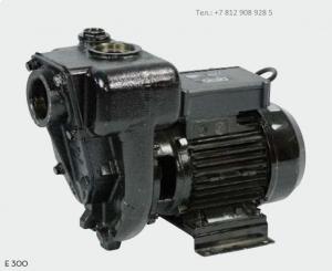 Насос Piusi E300 550 л/м 220в для перекачки дизеля солярки