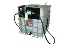 Персональная АЗС МТП Мобильный топливный модуль для дизельного топлива солярки мини АЗС Спб