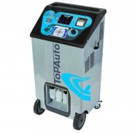 Автоматическая станция для обслуживания автокондиционеров TopAuto RR1234BigasPR