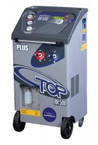 Автоматическая станция для обслуживания автокондиционеров TopAuto RR500-1234Plus