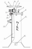 Фильтр воздушный для дыхания оператора FP-2 для пескоструя арт.53100