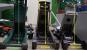 Подкатной домкрат г/п 3 т низкопрофильный профессиональный гидравлический для шиномонтажа KraftWell KRWFJ3L