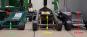 Домкрат подкатной г/п 3 т. низкопрофильный для автосервиса гидравлический Red Line Premium RFJ3LP